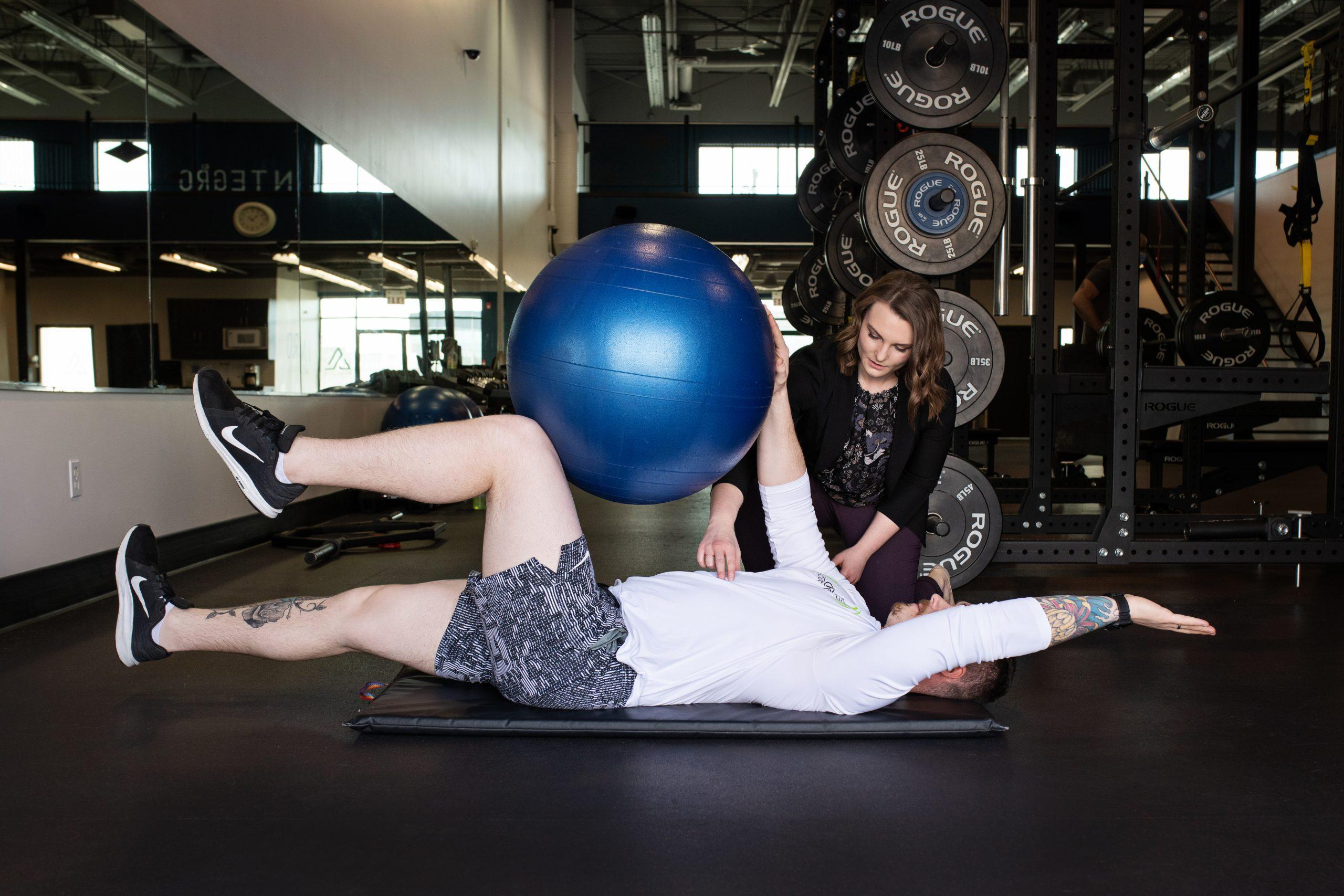 Exercise prescription physiotherapy
